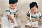 Con trai Hòa Minzy đọc vanh vách tên 30 quốc kỳ các nước nhờ 1 thói quen mẹ rèn hàng ngày