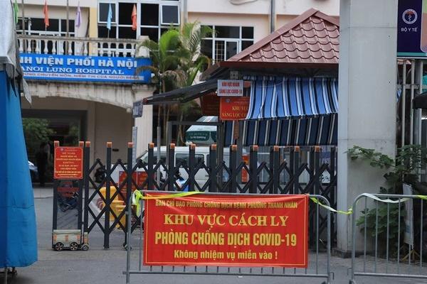 Giám đốc Bệnh viện Phổi Hà Nội: Nguy cơ lây nhiễm trong bệnh viện rất cao, gần như toàn bộ bệnh viện đã thành F1-1