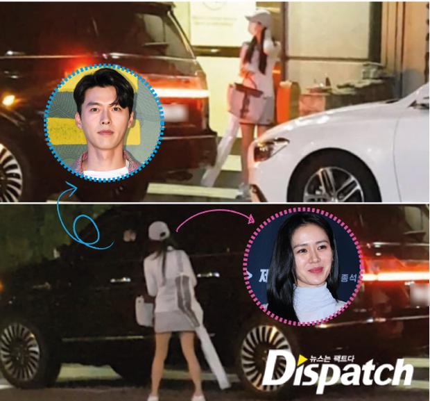 """Hyun Bin và Son Ye Jin bị tóm sống"""" ảnh hẹn hò chơi golf, cùng công khai đi sắm đồ như vợ chồng son-3"""