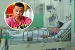 Diễn viên Lữ Đắc Long thông báo tình trạng hiện tại của cả gia đình sau thời gian điều trị Covid-19, phải dùng đến cả máy thở!