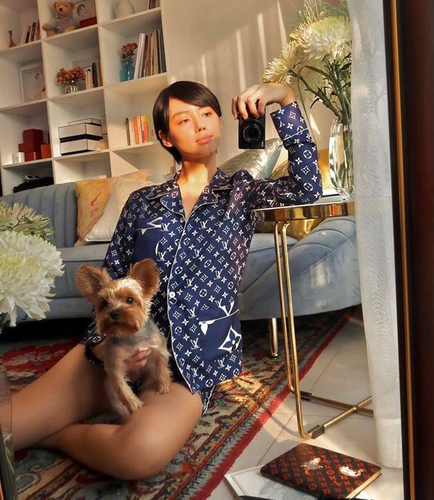 Hà Hồ, Lệ Quyên mặc đồ ngủ pyjama thôi mà nhìn giá phát hoảng-6