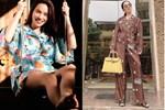 Hà Hồ, Lệ Quyên mặc đồ ngủ pyjama thôi mà nhìn giá 'phát hoảng'