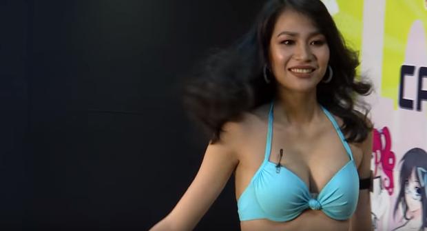 Show thực tế Việt gây ồn ào vì cho thí sinh mặc bikini liên tục, tạo dáng quá gợi cảm trên truyền hình-1