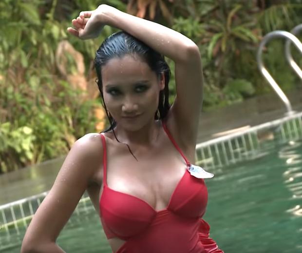 Show thực tế Việt gây ồn ào vì cho thí sinh mặc bikini liên tục, tạo dáng quá gợi cảm trên truyền hình-2