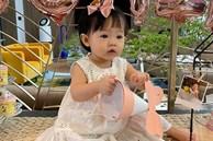 Vợ chồng Cường Đô La - Đàm Thu Trang tiết lộ tên thật của con gái, ý nghĩa cực kì đặc biệt