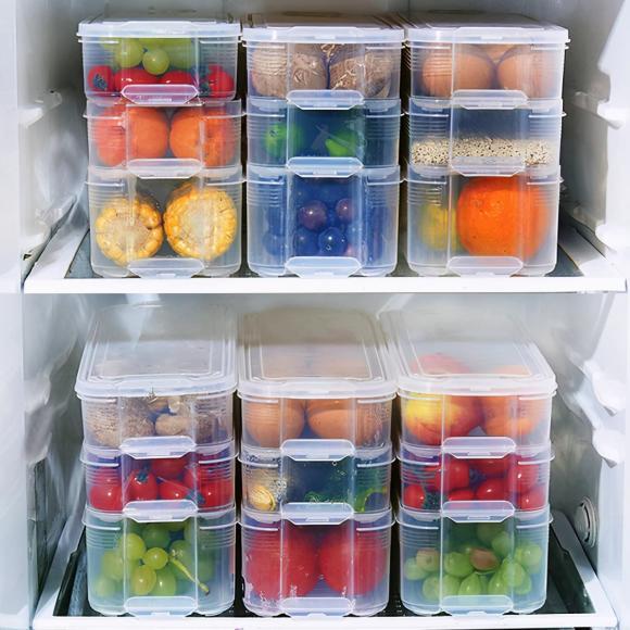 Đừng nhét túi ni lông vào tủ lạnh! Hãy nhìn cách làm này của những người thông minh, rất gọn và sạch sẽ-2