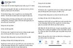 Sự thực vụ tử vong trên tài khoản Facebook 'Đoàn Ngọc Hải'