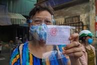 Người Hà Nội đi chợ bằng thẻ