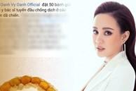 Vy Oanh bị dân mạng mỉa mai keo kiệt khi lộ chuyện mua tặng 50 ổ bánh cho các bác sĩ tuyến đầu chống dịch