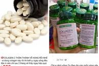 Cẩn trọng với Collagen 'xịn' gắn mác hàng xách tay kinh doanh trên mạng