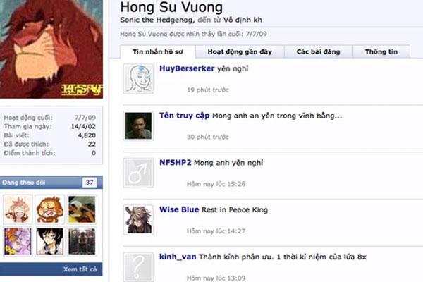 Cựu admin diễn đàn game lớn tại Việt Nam qua đời vì COVID-19-1