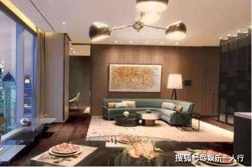 Cận cảnh biệt thự của Huỳnh Hiểu Minh, bên ngoài như tòa lâu đài, nội thất sang trọng bậc nhất, Angelababy sống như công chúa-3