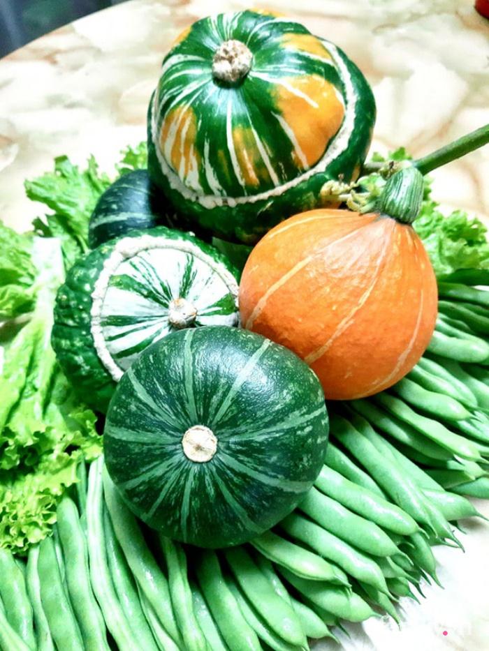 Cả năm không phải đi chợ mua rau quả nhờ làm vườn trên nóc nhà của mẹ đảm Hà Nội-10