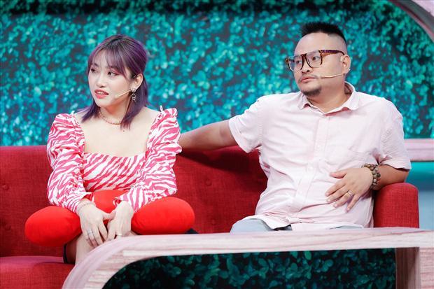 Lương Minh Trang hé lộ cuộc sống làm dâu nhà Vinh Râu: Bị ba chồng phản đối, chỉ dùng 1 tuyệt chiêu mà thay đổi cả thế trận-3