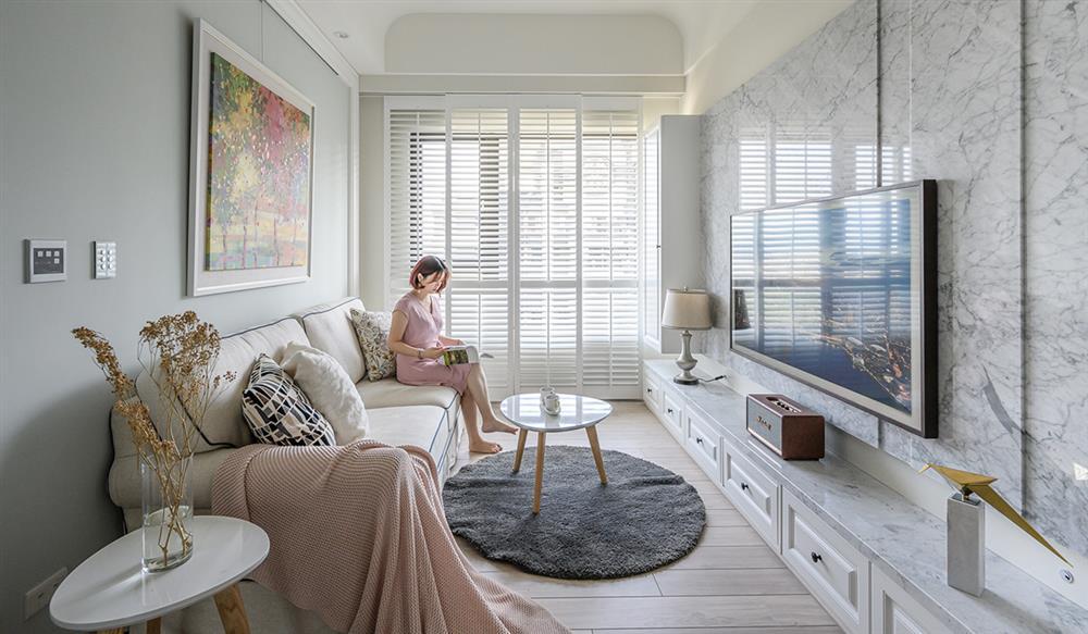 Căn hộ 48m² đầy đủ các khu vực chức năng đẹp hoàn hảo của vợ chồng trẻ-2