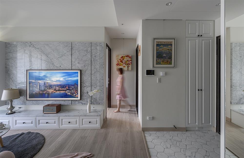 Căn hộ 48m² đầy đủ các khu vực chức năng đẹp hoàn hảo của vợ chồng trẻ-4