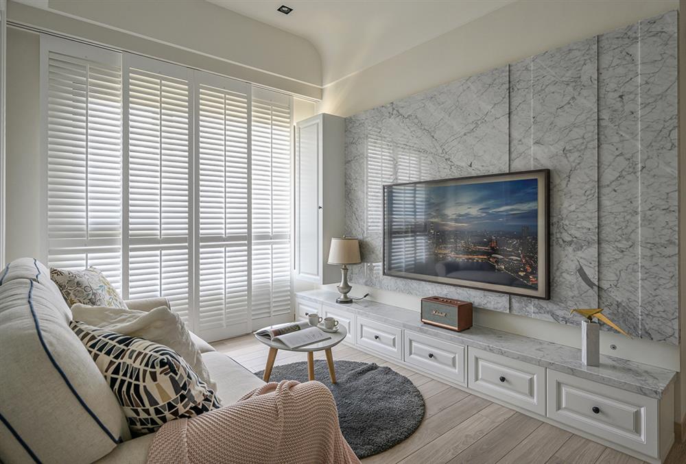 Căn hộ 48m² đầy đủ các khu vực chức năng đẹp hoàn hảo của vợ chồng trẻ-5