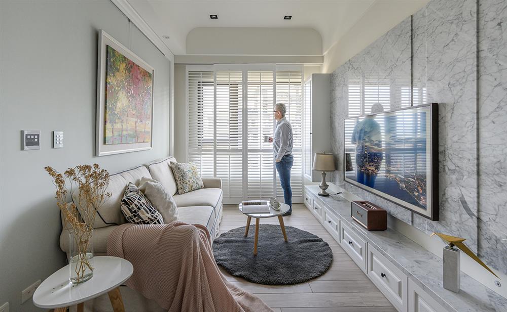 Căn hộ 48m² đầy đủ các khu vực chức năng đẹp hoàn hảo của vợ chồng trẻ-6