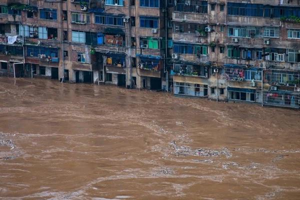 Mưa lũ tại Trung Quốc đã khiến 146 người chết và mất tích-1