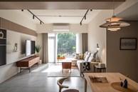 Mãn nhãn với căn hộ 36m² mang thiết kế cực thông thoáng, nội thất retro tinh tế dành cho vợ chồng trẻ