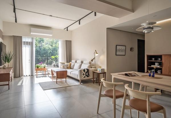 Mãn nhãn với căn hộ 36m² mang thiết kế cực thông thoáng, nội thất retro tinh tế dành cho vợ chồng trẻ-4