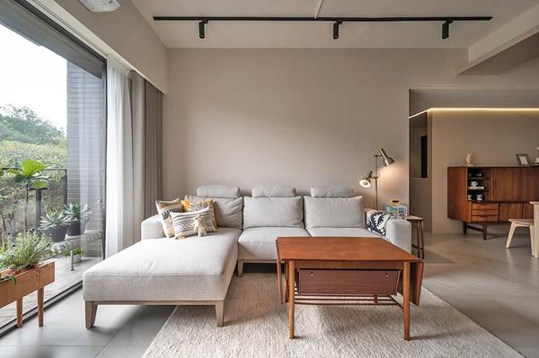 Mãn nhãn với căn hộ 36m² mang thiết kế cực thông thoáng, nội thất retro tinh tế dành cho vợ chồng trẻ-2