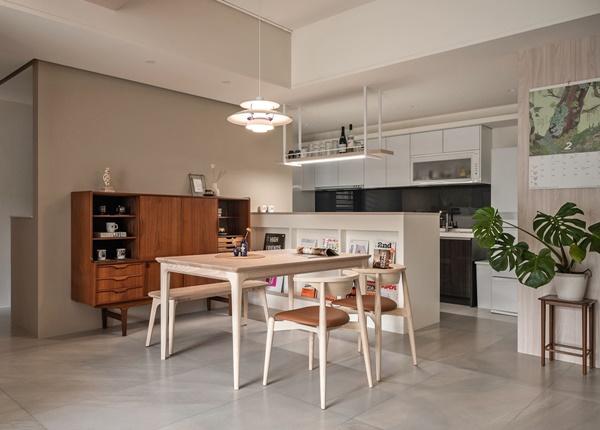 Mãn nhãn với căn hộ 36m² mang thiết kế cực thông thoáng, nội thất retro tinh tế dành cho vợ chồng trẻ-11