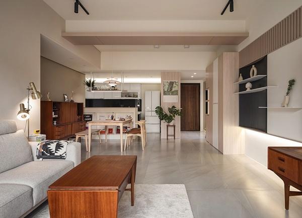 Mãn nhãn với căn hộ 36m² mang thiết kế cực thông thoáng, nội thất retro tinh tế dành cho vợ chồng trẻ-9