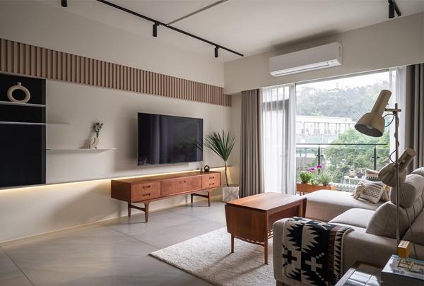 Mãn nhãn với căn hộ 36m² mang thiết kế cực thông thoáng, nội thất retro tinh tế dành cho vợ chồng trẻ-7