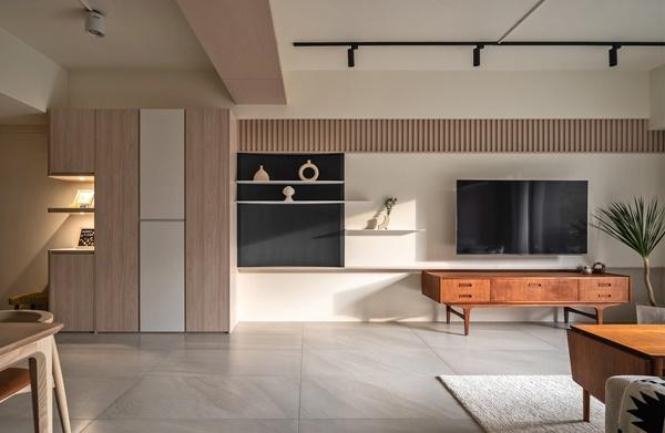 Mãn nhãn với căn hộ 36m² mang thiết kế cực thông thoáng, nội thất retro tinh tế dành cho vợ chồng trẻ-10