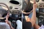 Đình chỉ 2 tuần thầy giáo liên tục động chạm vùng nhạy cảm của học viên nữ lúc dạy lái xe hơi