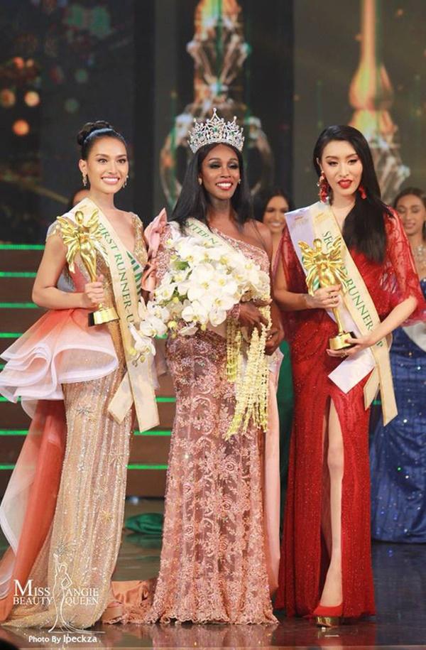 Sốc: Hoa hậu Chuyển giới Quốc tế kế nhiệm Hương Giang công khai đập mặt xây lại, nhan sắc biến dạng không nhận ra-9