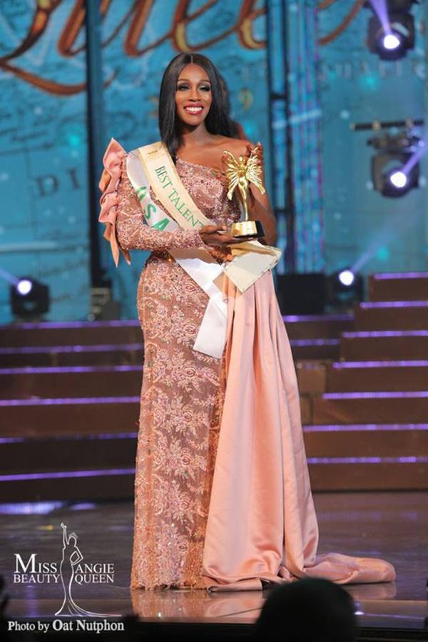 Sốc: Hoa hậu Chuyển giới Quốc tế kế nhiệm Hương Giang công khai đập mặt xây lại, nhan sắc biến dạng không nhận ra-8