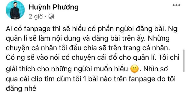 Vinh Râu đáp trả khi bị Lương Minh Trang bóc phốt, Huỳnh Phương vào thừa nhận bạn thân có cái sai rất lớn?-4
