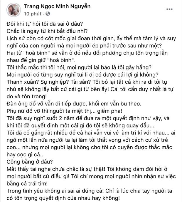 Vinh Râu đáp trả khi bị Lương Minh Trang bóc phốt, Huỳnh Phương vào thừa nhận bạn thân có cái sai rất lớn?-5