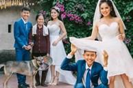 Chàng trai của Ẩm Thực Mẹ Làm đón thành viên mới: Phụ huynh mặc 'trang phục kỳ lạ' chụp ảnh cưới và lời khuyên từ mẹ để hôn nhân hạnh phúc