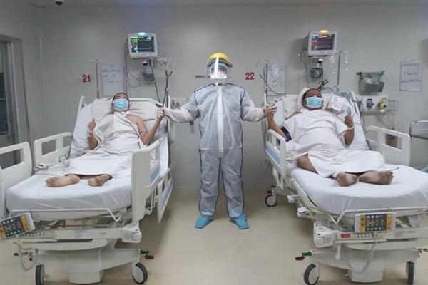 Nam sinh Long An phổi đông đặc từng nguy kịch đã thoát chết thần kỳ-1