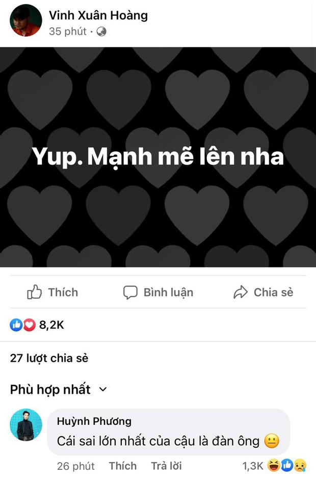 Huỳnh Phương lên tiếng về nghi vấn đăng ảnh cà khịa Lương Minh Trang, bênh Vinh Râu?-5