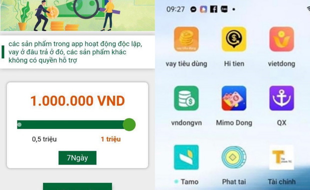 Vay 3 triệu qua App, người phụ nữ bị đưa vào tròng thành khoản nợ 480 triệu đồng-1