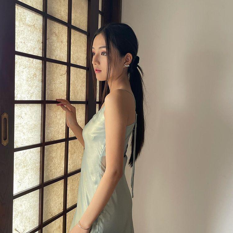 Nữ diễn viên được chọn thay thế vai Diệp trong Hương vị tình thân-8