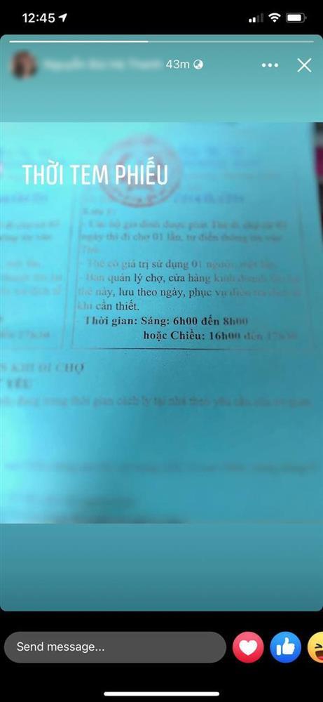 Dân mạng khoe thẻ đi chợ trong những ngày Hà Nội thực hiện giãn cách xã hội-2