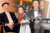 """Chồng tỷ phú có loạt bạn gái đáng tuổi cháu, hàng chục năm chỉ ở khách sạn không về nhà, vợ kiên quyết 70 năm không ly hôn vì một tính toán """"cực gắt"""""""