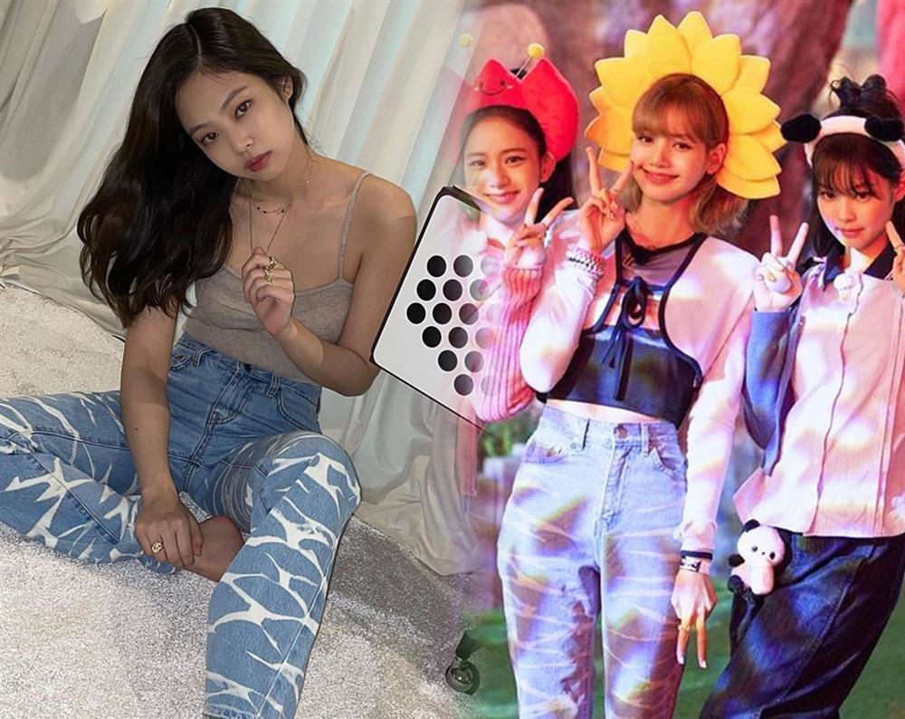 Jennie - Lisa đọ body thần thánh khi diện chung 1 chiếc quần: Jennie sexy thật nhưng có bốc bằng cô em?-6