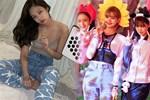 Jennie - Lisa đọ body thần thánh khi diện chung 1 chiếc quần: Jennie sexy thật nhưng có 'bốc' bằng cô em?