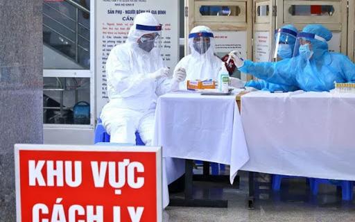 Hà Nội ghi nhận 23 ca dương tính SARS-CoV-2 mới, trong đó có 8 ca tại cộng đồng-1