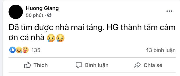 Ca sĩ Hương Giang có động thái đầu tiên trên MXH sau khi ông xã là NS Phi Hải đột ngột qua đời-2