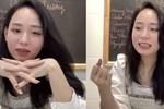 """Cô giáo Minh Thu lại bị bóc phốt phát âm từ Tiếng Anh cơ bản """"please"""" cũng sai"""