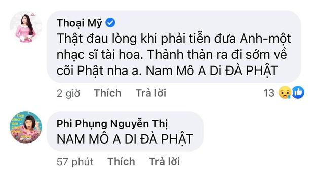 Diễn viên Gia Đình Là Số 1 cùng cả dàn sao Việt xót xa nói lời tiễn biệt thêm 1 nghệ sĩ qua đời vì Covid-19-2