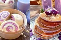 Gợi ý 7 món ngon từ khoai lang tím nhìn tuyệt đẹp, ăn cực ngon