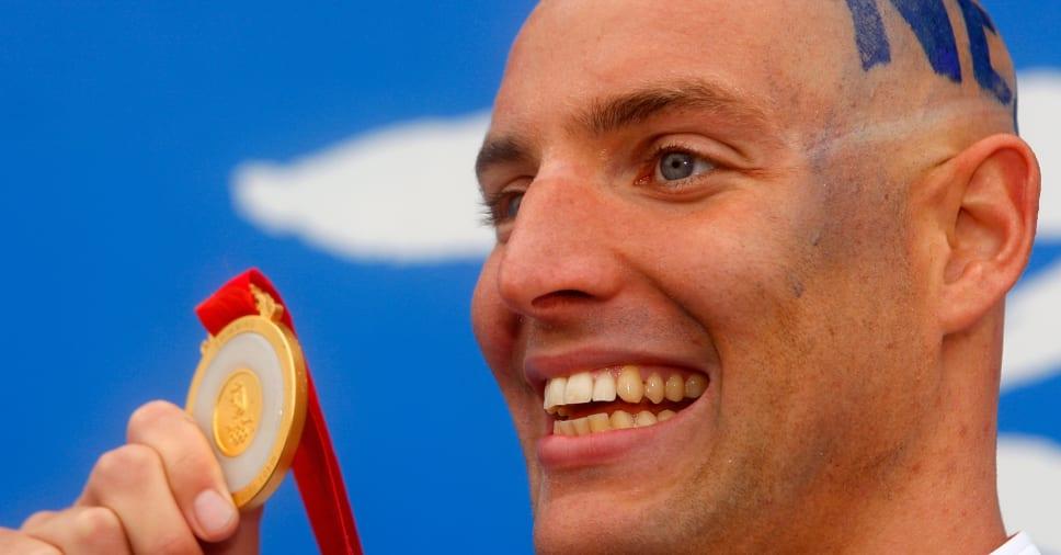Không ai có thể tưởng tượng đây là bàn chân của VĐV bơi lội Olympic cùng câu chuyện nhói lòng đằng sau-5